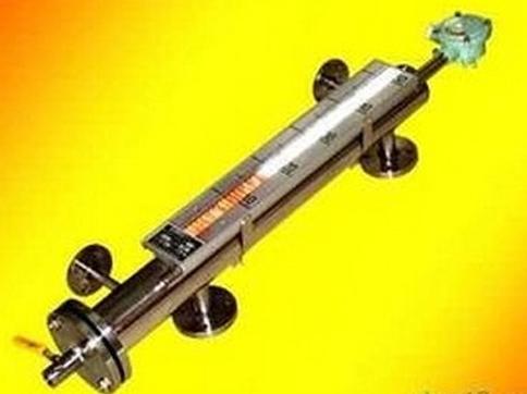盘锦蒸汽夹套型磁翻板液位计
